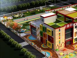 安徽金寨幼儿园