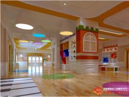 【高端幼儿园设计】诗城国际幼儿园