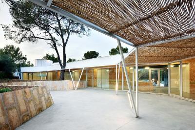 西班牙,日托中心/ FLEXO Arquitectura